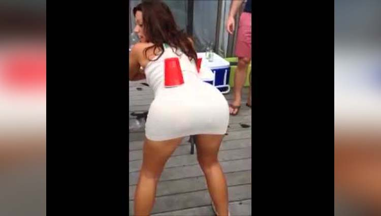 This Video Of Hilarious Challenge Flip The Cup Will Definitely Make You Laugh All Day Long