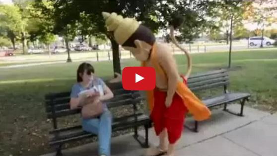 Hanuman in Washington DC