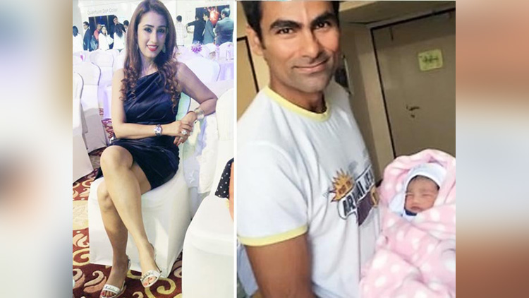 MOHAMMAD KAIF became father of daughter