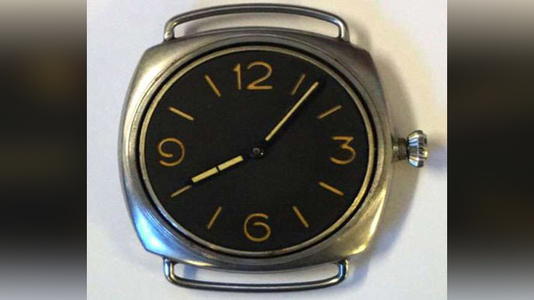 broken second world war rolex watch fetches 55000 pounds
