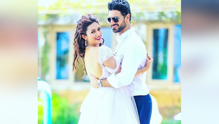 divyanka tripathi vivek dahiya cute couple in real life