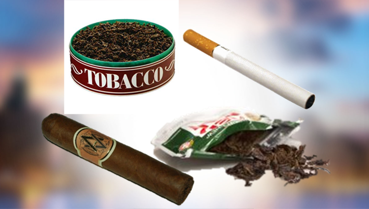 you have left tobacco after watching this video