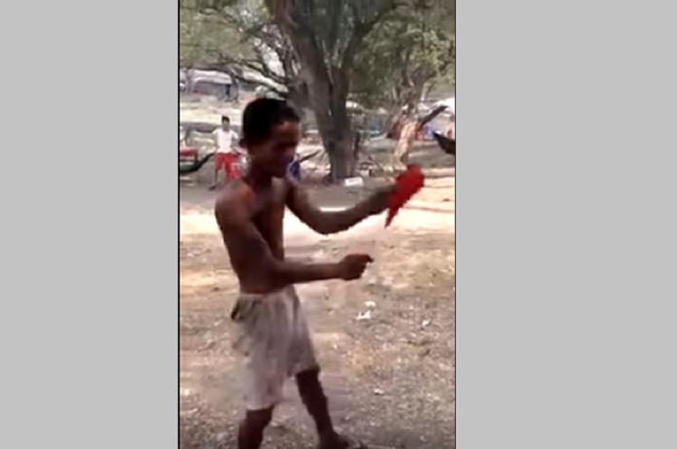 Amazing Street Magician