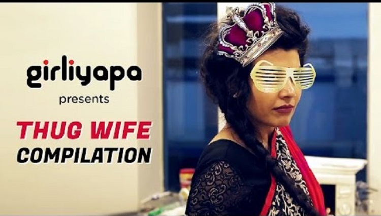 Girliyapas Thug Wife Compilation