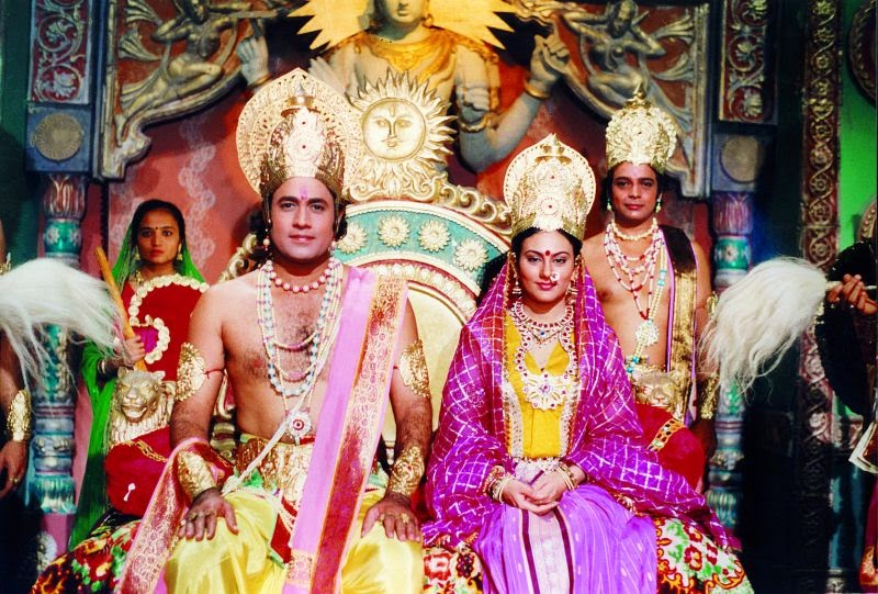 This is the role of Sita in the Ramayana