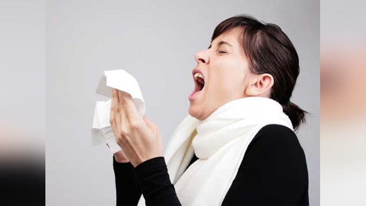 Why do people close their eyes when they sneeze