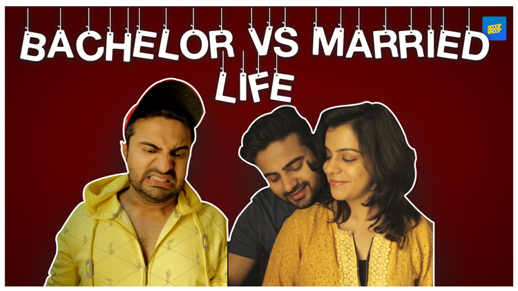 Bachelor vs Married Life boys