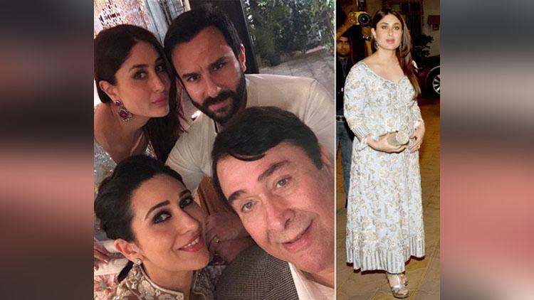 INSIDE PICS Randhir Kapoors Star Studded 70TH Birthday Bash