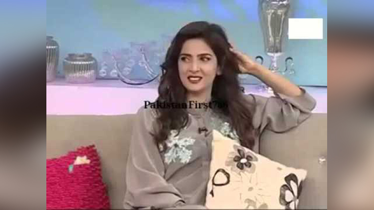 Pakistani TV Actress Saba Qamars Reply on Doing Movie with Bollywood Actor Imran Hashmi