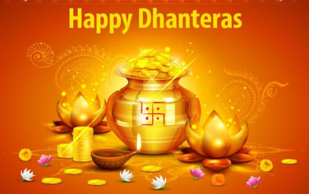 Why we celebrate Dhanteras Dnwantri