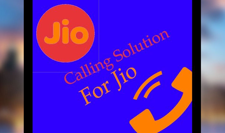 jio calling solution tips