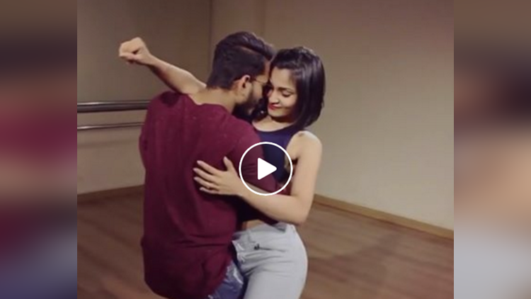 romantic couple HOT dance video