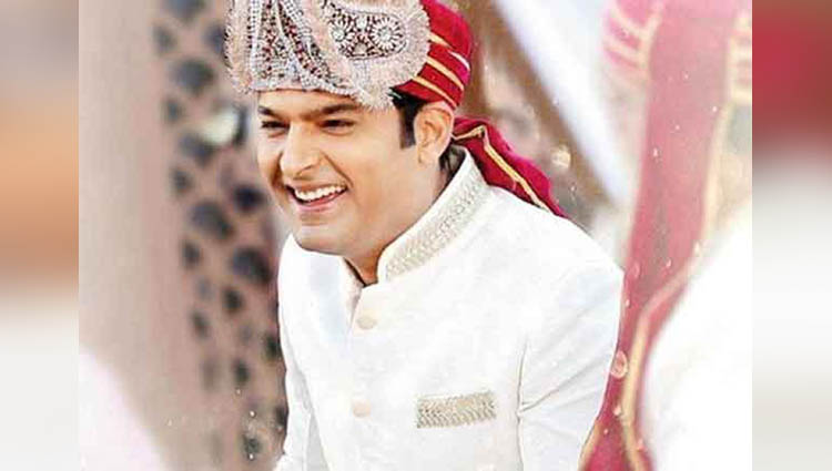Shocking! Kapil Sharma Is Married, And He Loves Her More Than Deepika.