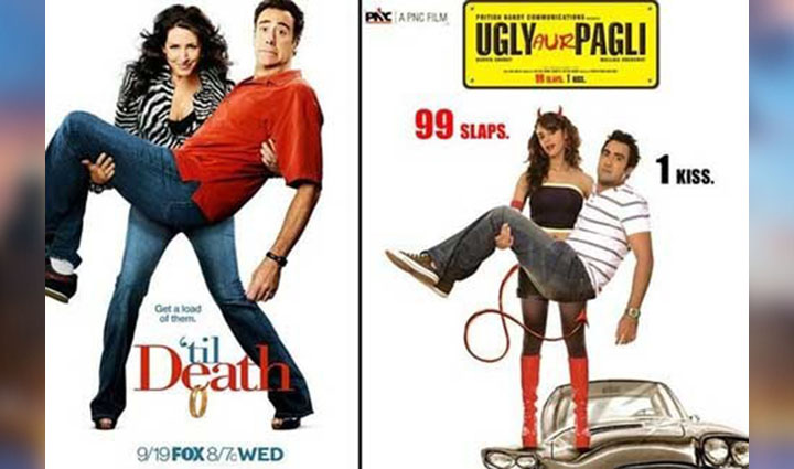 copied bollywood movies posters