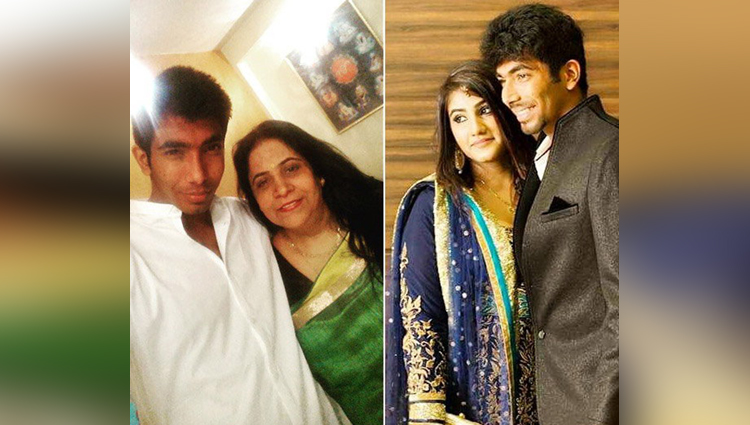 rare photos of jasprit bumrah