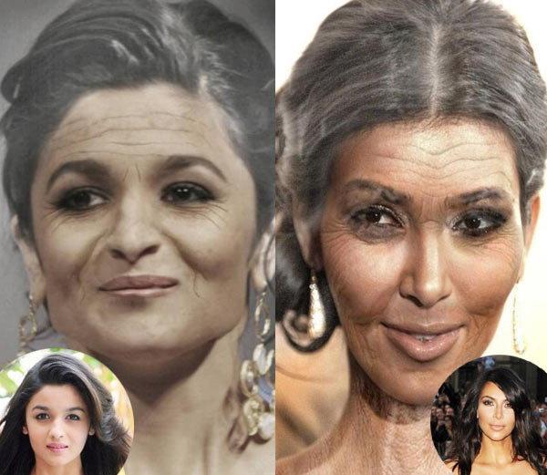 celebrities future look