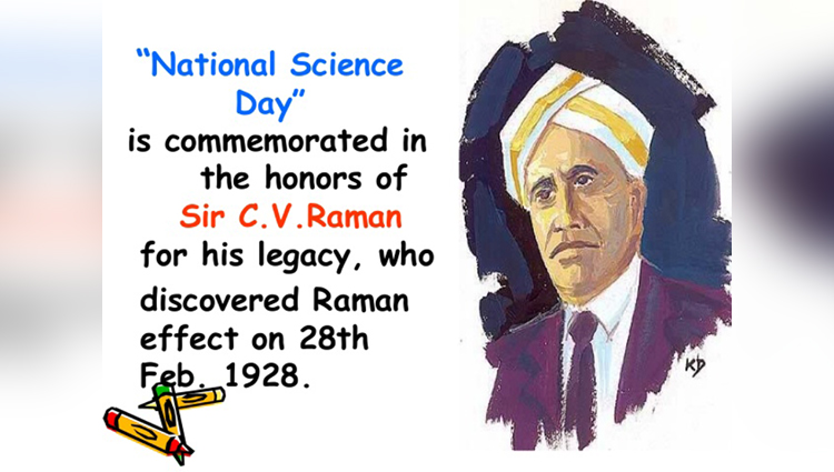 science day remembering raman