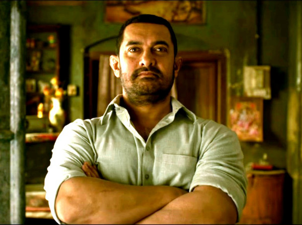 aamir khan sing a song in dangal