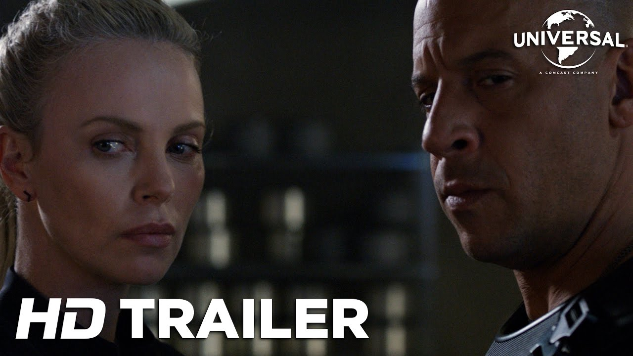 second trailer of fast and furious 8