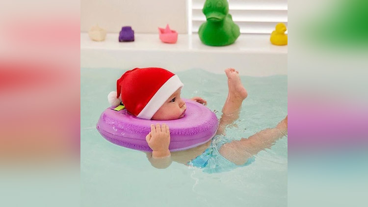 Pictures From This Spa For Babies Are Too Cute