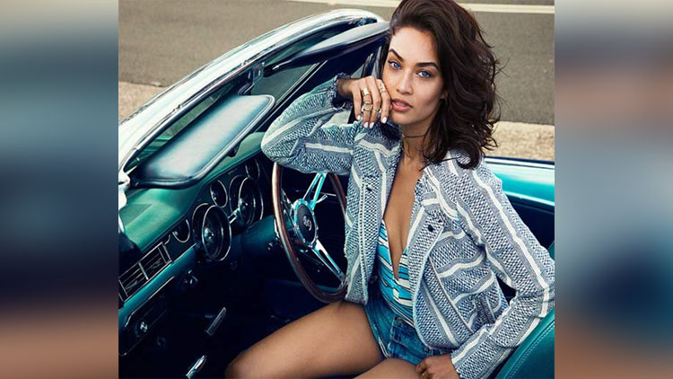Shanina Shaik Photoshoot For Cosmo Australia