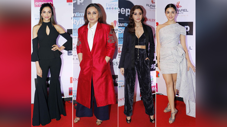 bollywood celebs And Other tv Celebs At Style Awards