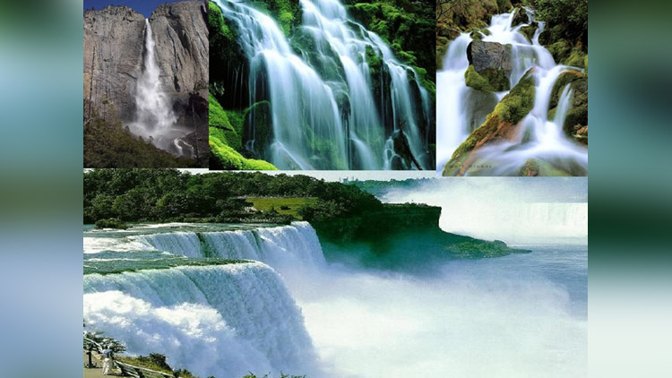 Amazing Waterfalls Around the World viral video