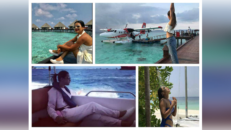 We Might Get Jealous Of Nia Sharma, Who Spent Her Holiday In Maldives