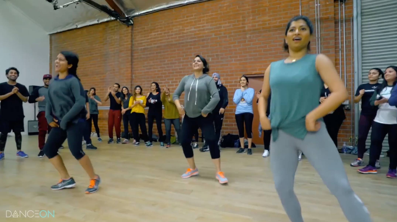 Nakhreya Mari Live Mix Shivani Bhagwan Choreography Dance On Class