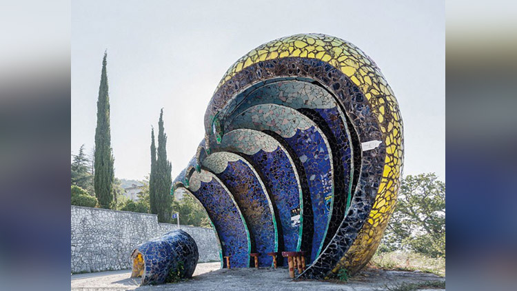 Public Art Projects Made These 12 Amazing Bus Stops