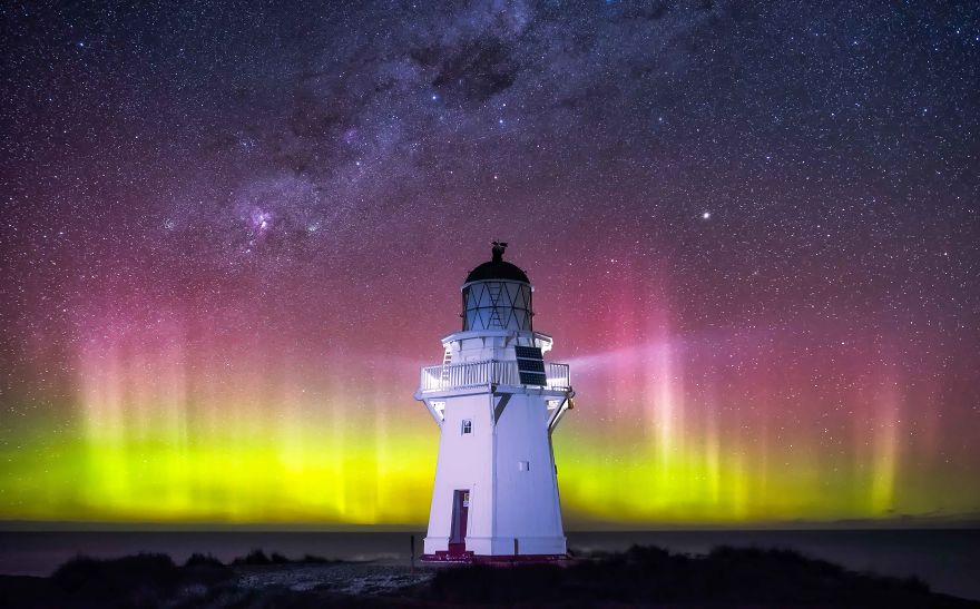 These pictures reflect the beauty of New Zealand