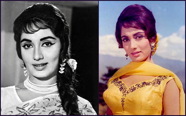 amazing photos of actress sadhana