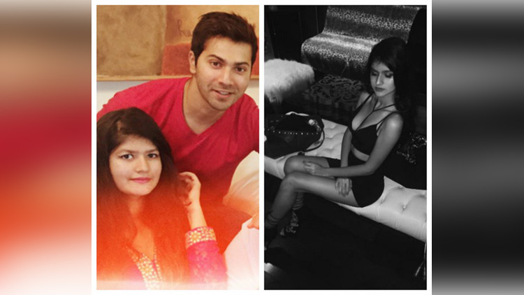 meet glamours niece of varun dhawans anjani