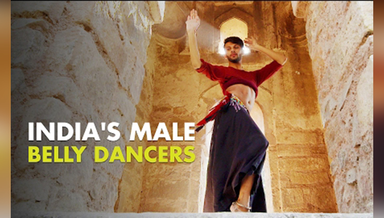 The Male Belly Dancers Eshan Hilal & Vasu Chauhan Unique Stories From India