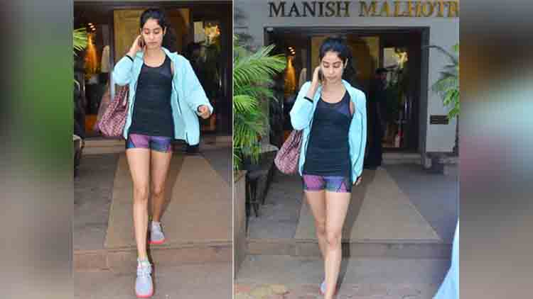 jhanvi kapoor latest pictures