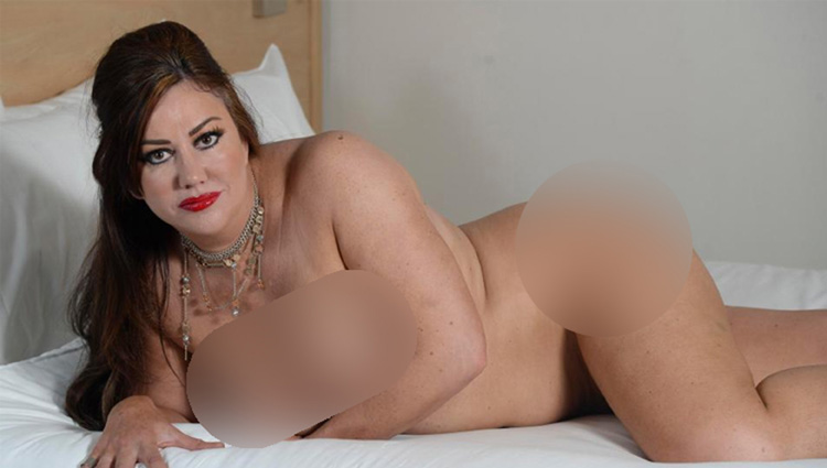 Lisa Appleton nude photoshoot