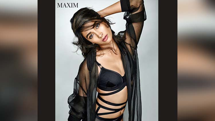 Pooja hegde Photoshoot For Maxim Magazine pictures