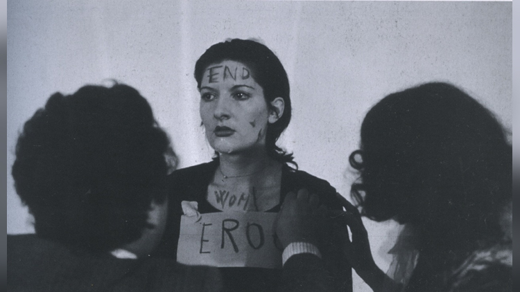 Marina Abramovic on Rhythm 0