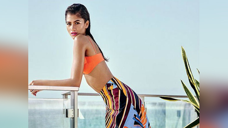 zendaya hot photoshoot for 'ALLURE' magazine