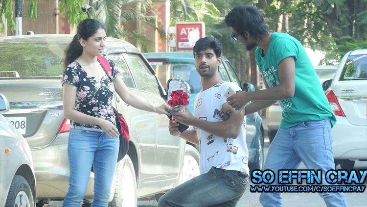 Gay Guy Asking Girls To Be His Girlfriend Pranks In India