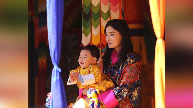 Prince Jigme Namgyal Wangchuck