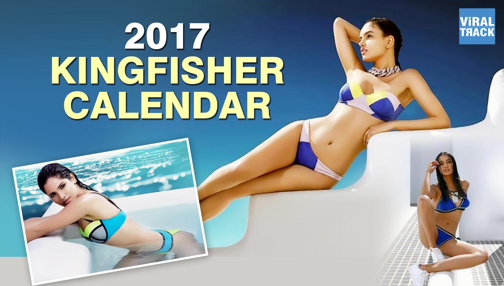 kingfisher calendar 2017