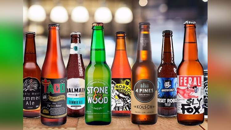 Why Are Beer Bottles Usually Green And Brown In Colour