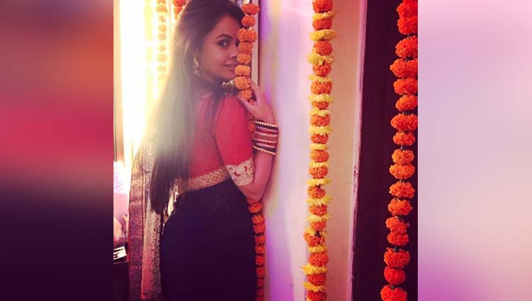 devoleena bhattacharjee singapore vacation photos