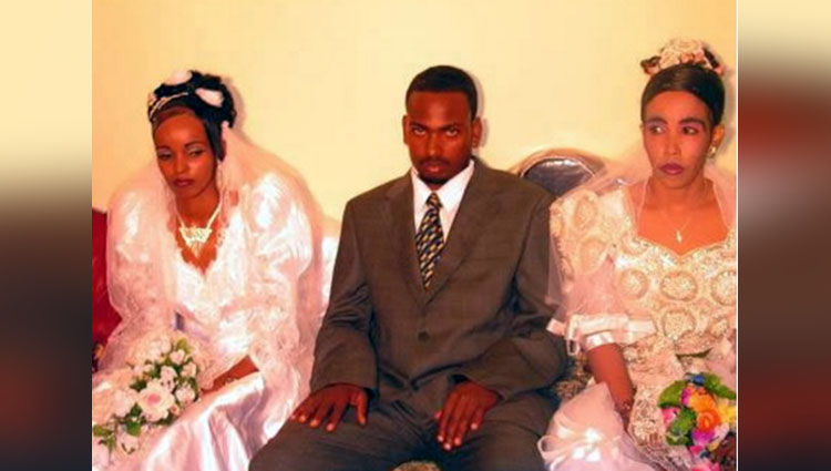 Marry two wives or be jailed, order by Eritrean government