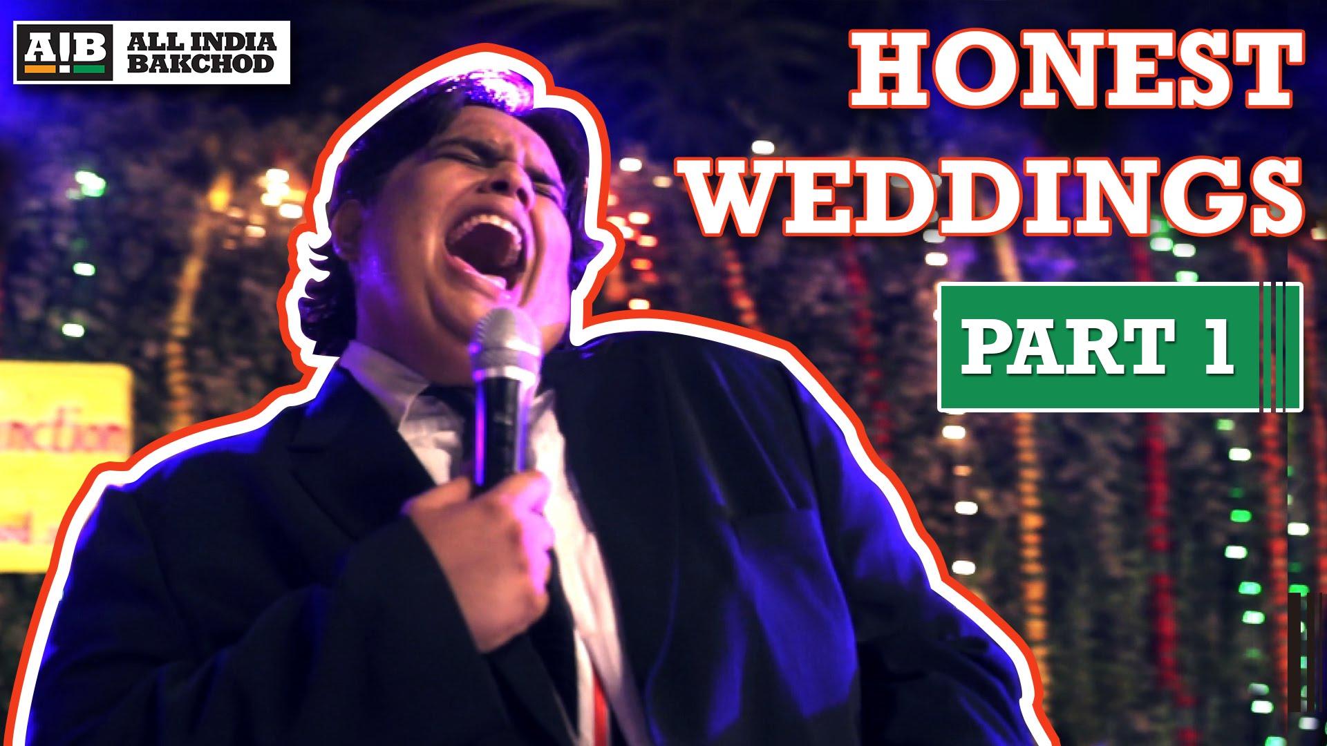 honest indian weddings videos