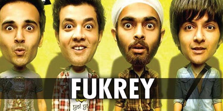 fukrey returns first look launched