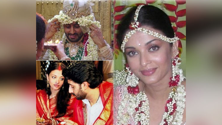 Wedding Anniversary Of Aishwarya Rai And Abhishek Bacchan