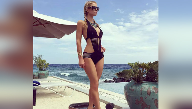 Paris Hilton hot pictures goes viral on social sites