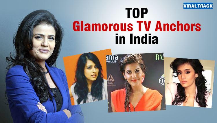 Top TV Anchors Who Can Give Tough Competition To the Divas of Glamour Industry!
